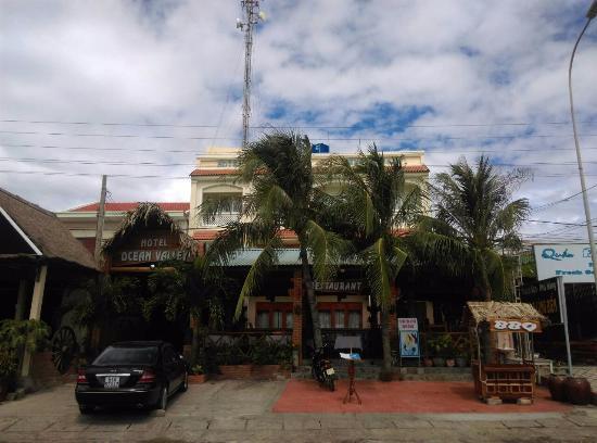 Ocean Valley Hotel : โรงแรม
