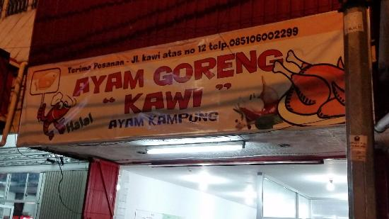 Ayam Goreng Kawi
