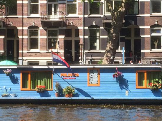 Photo of PhilDutch Houseboat Bed and Breakfast Amsterdam