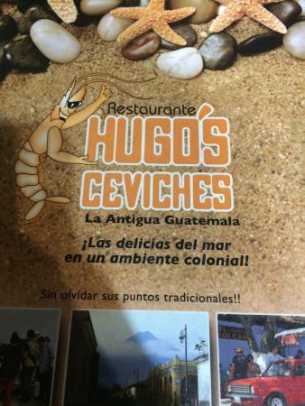 Hugo's Ceviches: photo0.jpg