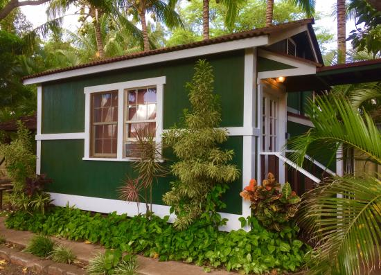 Nalu Kai Lodge: Holo cottage