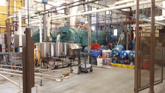 Straub Brewery: processing