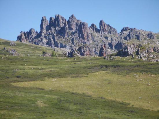 Stadium Altai: Im südlichen Vorgebirge des Altai
