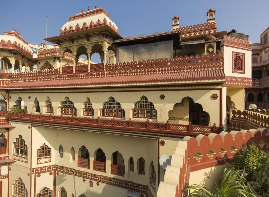 Umaid Bhawan Heritage House Hotel: main building