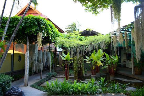 60 Blue House: 60bluehouse-Garden