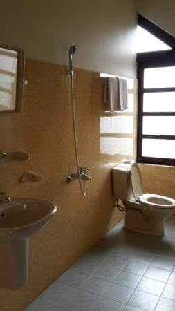 Villa Pink House: Ванная