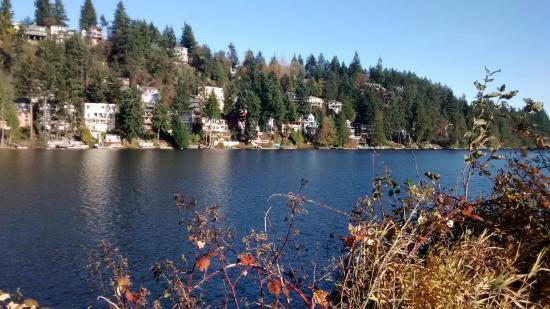 Nanaimo, Kanada: トレイルからの景色