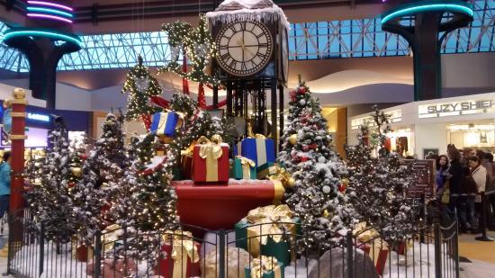 Nanaimo, Kanada: クリスマスデコ 時計台