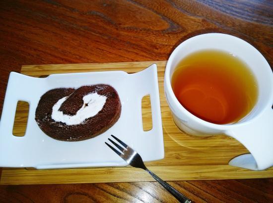 A Qian B & B : 迎賓下午茶