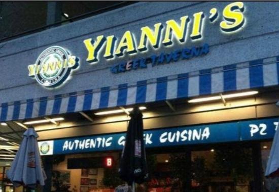 Yianni's Greek Taverna