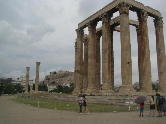 Paul's Taxi Tours: parthenon
