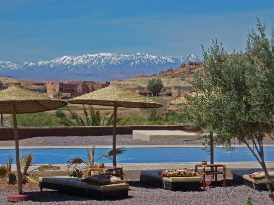 Escale Ouarzazate