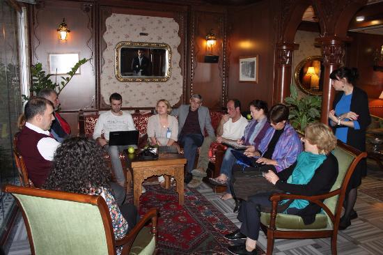 Hotel Niles Istanbul Turkey Reviews Photos Price Comparison Tripadvisor