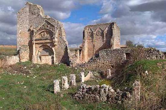 El Convento de San Antonio de Mondejar
