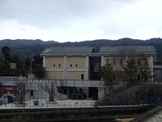 琵琶湖疏水記念館, 記念館を疏水を隔てた対岸より撮影