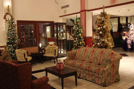 The Grand Hotel Nanaimo: ロビー3