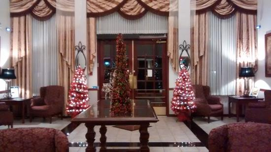 The Grand Hotel Nanaimo: ロビー4
