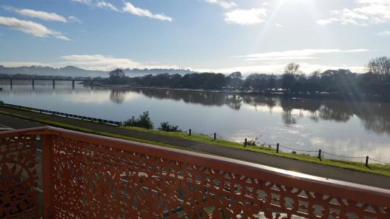 Tamara Riverside Lodge: Balcony View