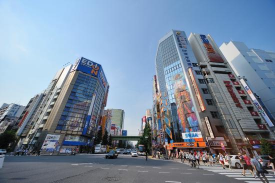 Hotel Dormy Inn Akihabara: 秋葉原周辺 観光