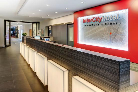 Intercity Airport Hotel Frankfurt Flughafen