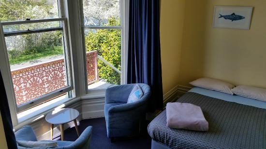 Tamara Riverside Lodge : Double with Balcony View
