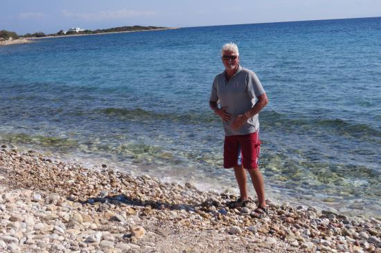 Schinoussa, Grekland: Testing the Waters