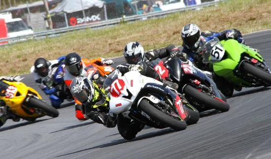 Kurikka, Finland: Motorcycle racing at Botniaring
