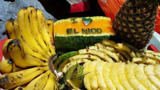 El Nido, Island hopping picnic