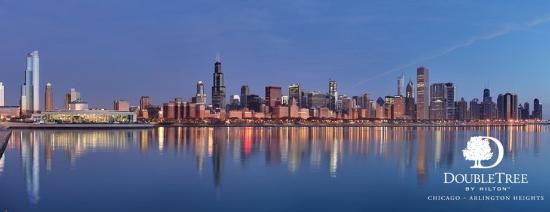 DoubleTree by Hilton Chicago - Arlington Heights: Downtown Chicago
