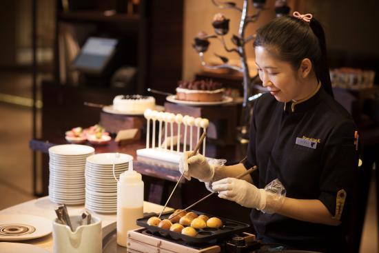 Nami Teppanyaki Steakhouse - at the JW Marriott Hotel Bangkok : Cool Sunday Brunch