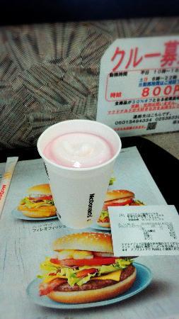 McDonald's Niigata Nishi Apita