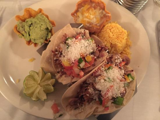 Williamstown, MA: Tacos