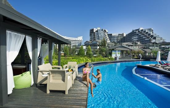 Limak Lara Deluxe Hotel And Resort Antalya Turquie
