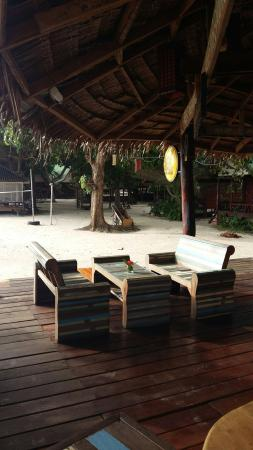 Charm Beach Resort: 20151122_155137_large.jpg