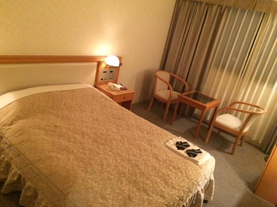 Hotel Siena: ダブルのシングル利用