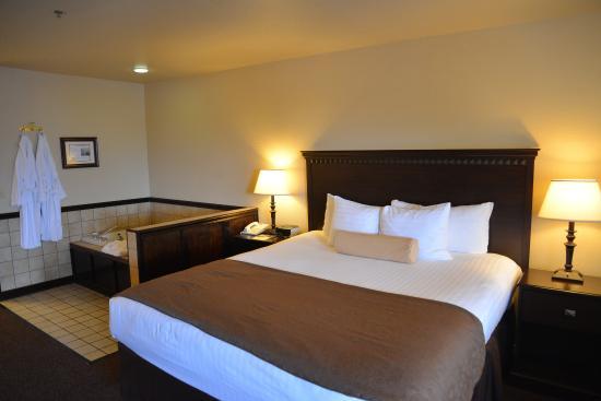 Best Western Country Inn : Whirlpool Room