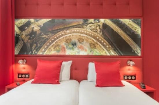 Hotel regina opera paris fransa otel yorumlar ve for Hotel regina opera paris