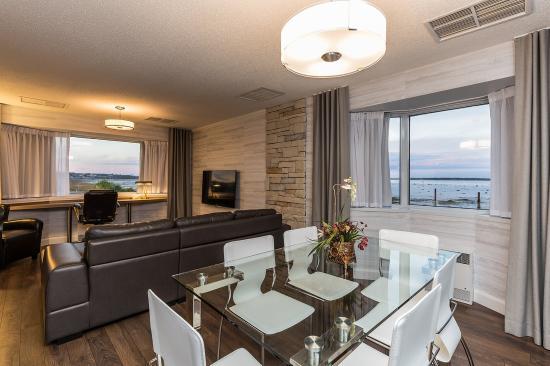 Hotel Rimouski: Hotelrimouski Corporative Suite