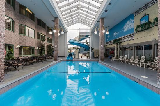 Hotel Rimouski: Hotelrimouski Smimmingpool