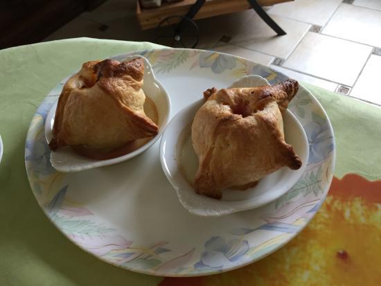 Saint-Lyphard, Francia: colazione