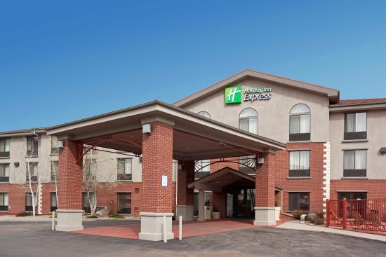 Holiday Inn Express Glenwood Springs: Hotel Exterior
