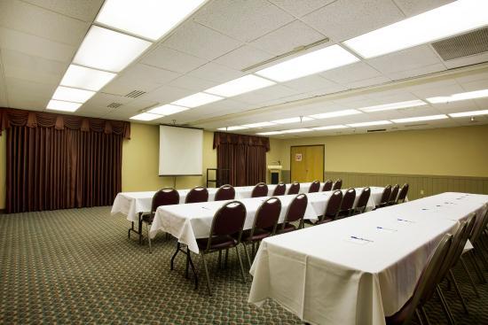 BEST WESTERN Golden Lion Hotel: Meeting Space