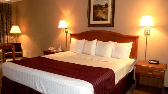 BEST WESTERN Fiddlers Inn: Guest Room