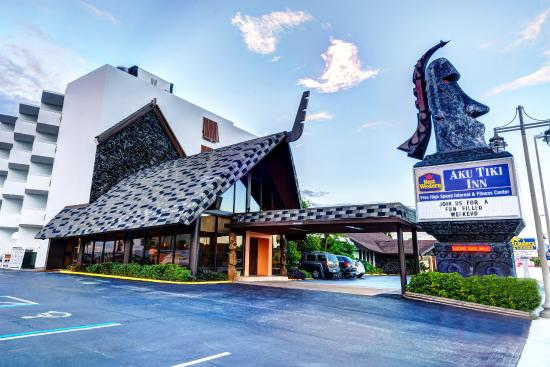 Best Western Aku Tiki Inn Welcome