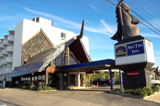 BEST WESTERN Aku Tiki Inn : Exterior