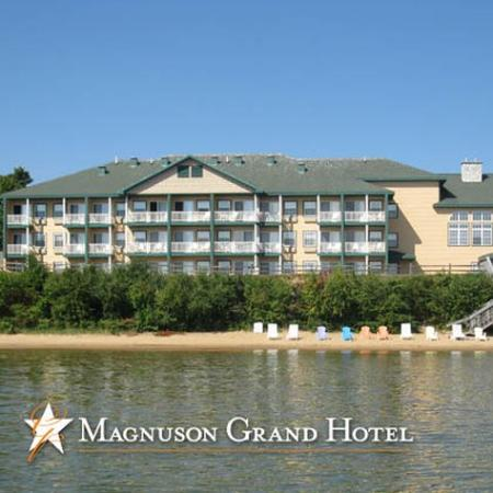 Magnuson Grand Hotel Lakefront Paradise: Exterior