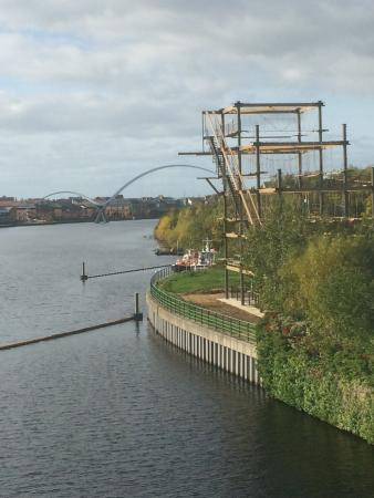 Air Trail Tees Barrage (Stockton-on-Tees) - All You Need To Know Before You Go - TripAdvisor