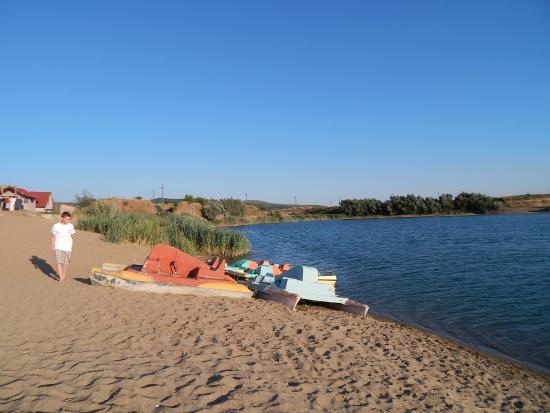 Ghioroc Lake