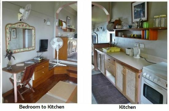 Belmont, Bequia: Self catering Kitchens