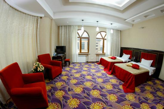 Safran Hotel: Twin Room